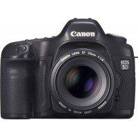 Canon EOS 5D  в городе